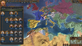 Screenshot6 - Europa Universalis IV: Golden Century