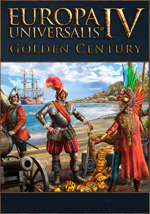Europa Universalis IV: Golden Century - Cover