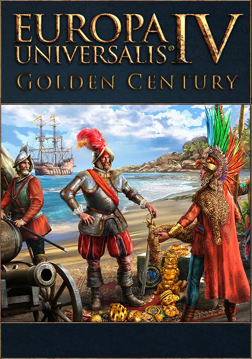 Europa Universalis IV: Golden Century - Cover