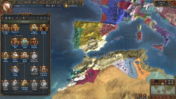 Screenshot5 - Europa Universalis IV: Golden Century