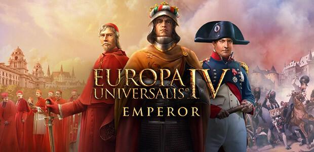 Europa Universalis IV: Emperor - Cover / Packshot