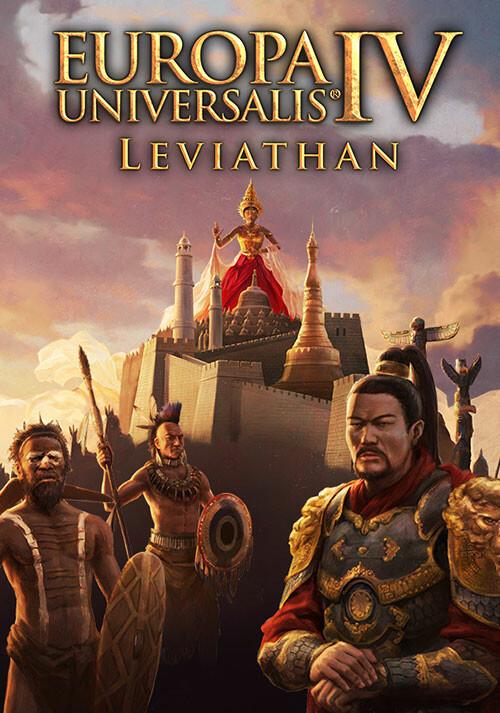 Europa Universalis IV: Leviathan - Cover / Packshot