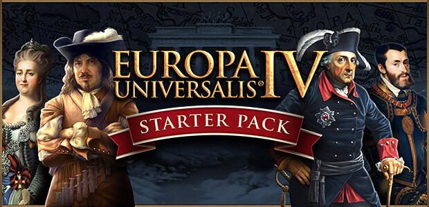 Europa Universalis IV: Starter Pack - Cover / Packshot