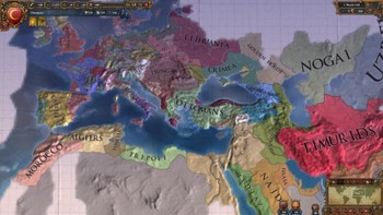 Screenshot8 - Europa Universalis IV: Digital Extreme Edition