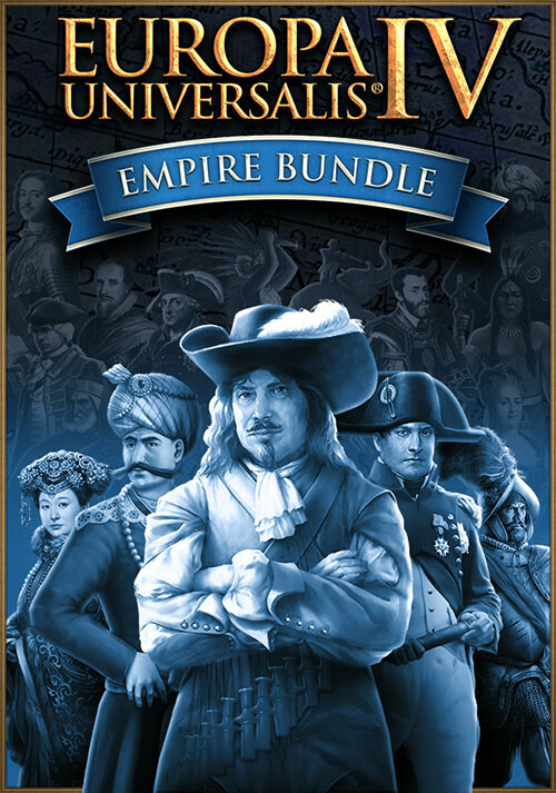 Europa Universalis IV: Empire Bundle - Cover / Packshot