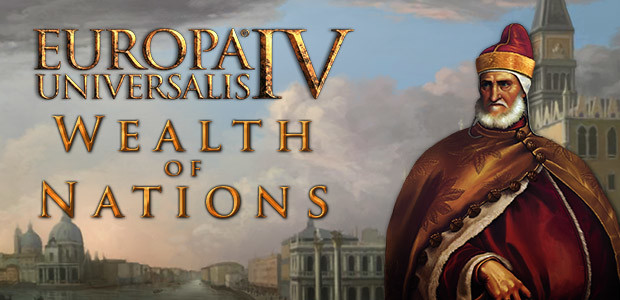 Europa Universalis IV: Wealth of Nations - Cover / Packshot