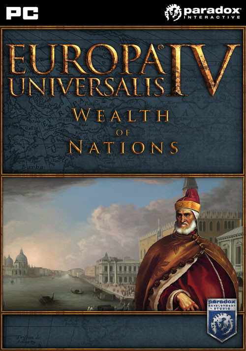 Europa Universalis IV: Wealth of Nations - Packshot