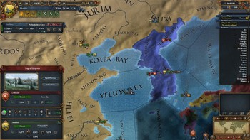 Screenshot4 - Europa Universalis IV: Conquest Collection
