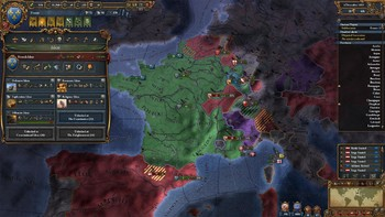 Screenshot5 - Europa Universalis IV: Conquest Collection