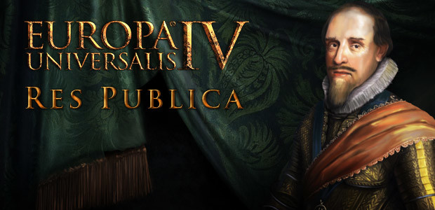 Europa Universalis IV: Res Publica - Cover / Packshot