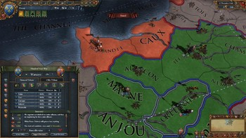 Screenshot1 - Europa Universalis IV: Art of War