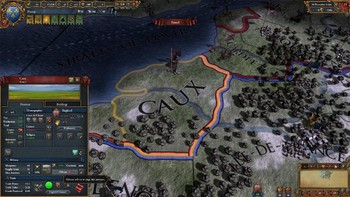 Screenshot9 - Europa Universalis IV: Art of War