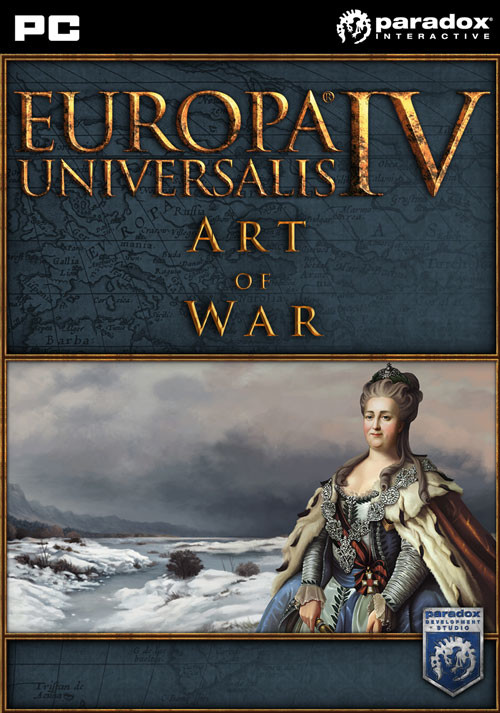 Europa Universalis IV: Art of War - Cover / Packshot
