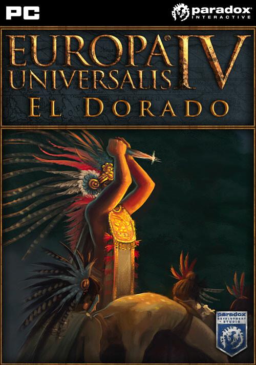 Europa Universalis IV: El Dorado - Cover