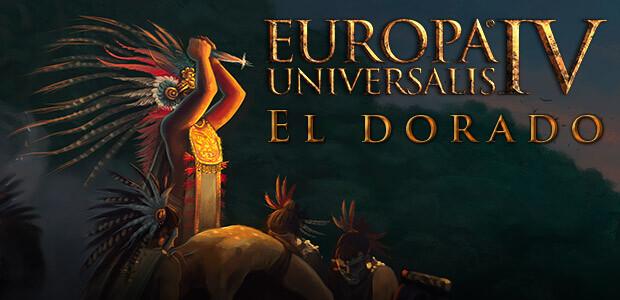 Europa Universalis IV: El Dorado - Cover / Packshot