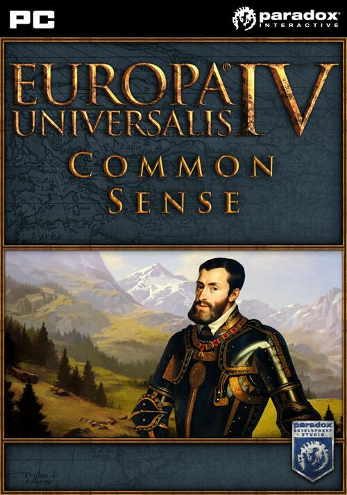 Europa Universalis IV: Common Sense - Packshot