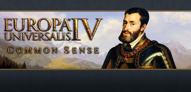 Europa Universalis IV: Common Sense - Cover / Packshot
