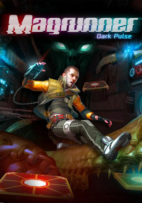 Magrunner: Dark Pulse - Cover / Packshot