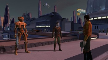 Screenshot3 - Star Wars: Knights of the Old Republic (Mac)
