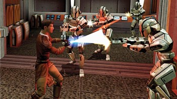 Screenshot5 - Star Wars: Knights of the Old Republic (Mac)