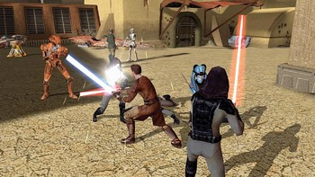 Screenshot6 - Star Wars: Knights of the Old Republic (Mac)
