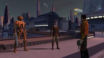 Screenshot3 - Star Wars: Knights of the Old Republic (Mac)