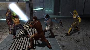 Screenshot7 - Star Wars: Knights of the Old Republic (Mac)