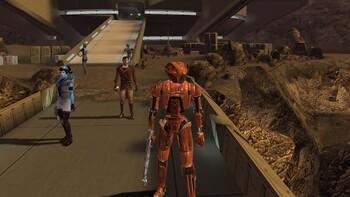 Screenshot8 - Star Wars: Knights of the Old Republic (Mac)