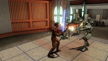Screenshot1 - Star Wars: Knights of the Old Republic (Mac)