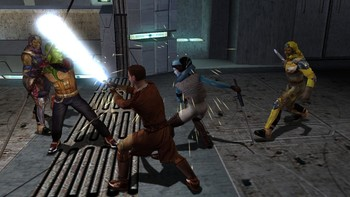 Screenshot7 - Star Wars: Knights of the Old Republic (Mac)