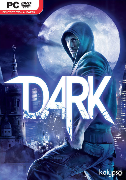 DARK - Cover / Packshot