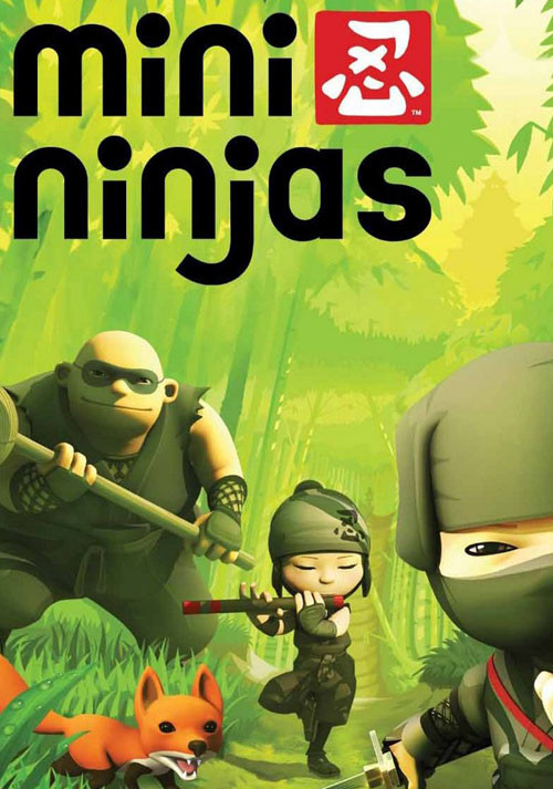 Mini Ninjas - Packshot