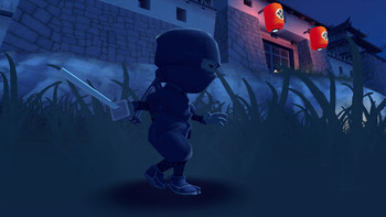Screenshot4 - Mini Ninjas