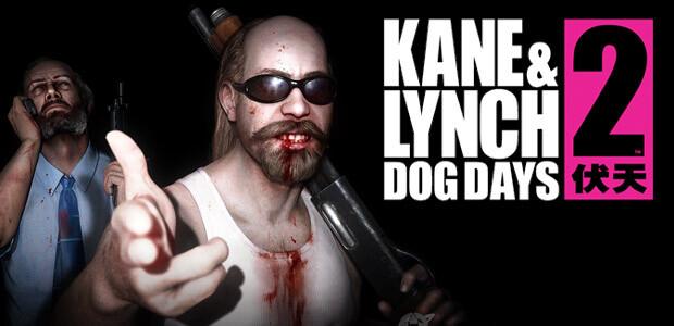 Kane and Lynch 2: Dog Days - Cover / Packshot