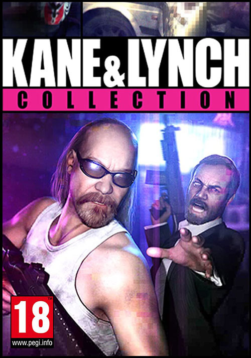 Kane and Lynch Collection - Cover / Packshot
