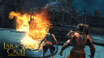 Screenshot2 - Lara Croft and the Guardian of Light