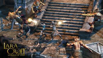 Screenshot1 - Lara Croft and the Guardian of Light