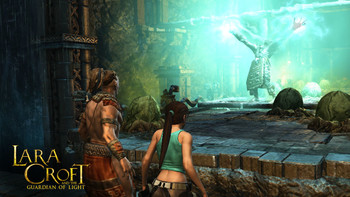Screenshot3 - Lara Croft and the Guardian of Light