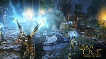 Screenshot6 - Lara Croft and the Guardian of Light