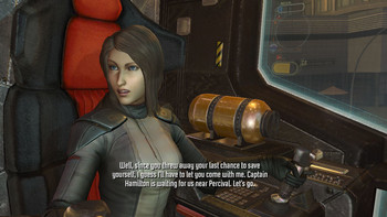 Screenshot1 - Front Mission Evolved
