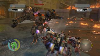 Screenshot3 - Front Mission Evolved