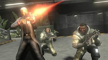 Screenshot4 - Front Mission Evolved
