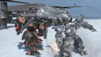 Screenshot5 - Front Mission Evolved