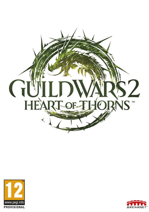 Guild Wars 2: Heart of Thorns - Cover / Packshot