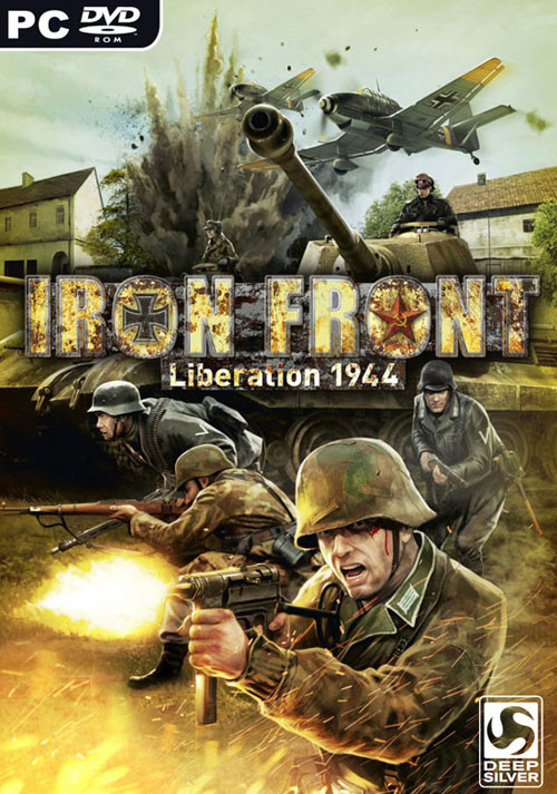 Iron Front: Digital War Edition - Cover