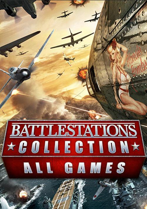 Battlestations Collection - Cover / Packshot