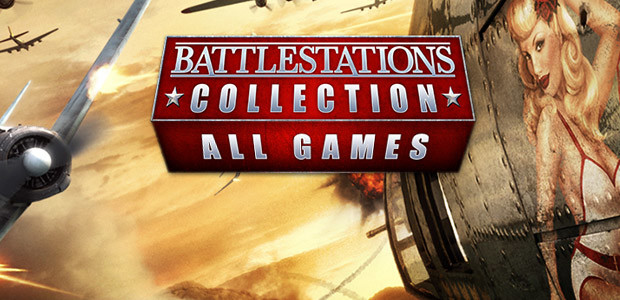 Battlestations Collection - Cover / Packshot