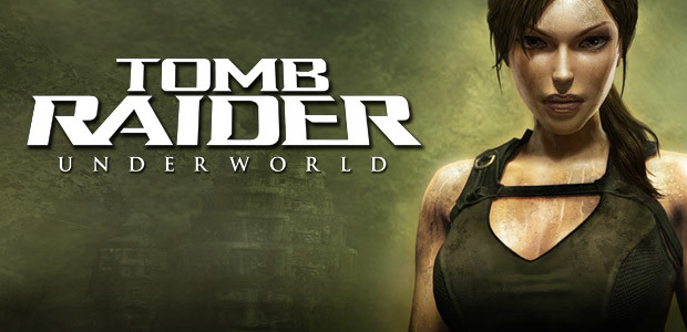 Tomb Raider Underworld - Cover / Packshot
