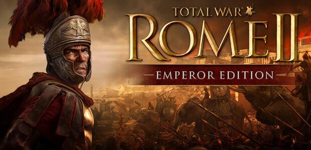 Total War: ROME II - Emperor Edition - Cover / Packshot
