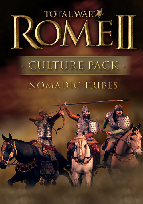 Total War: ROME II - Nomadic Tribes Culture Pack - Cover / Packshot